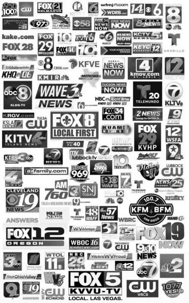 Brand Featured News Logos